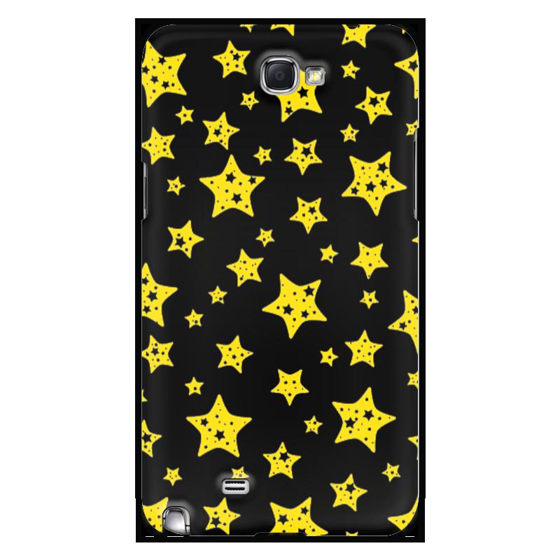 Чехол для Samsung Galaxy Note 2 Printio Звёзды чехол для samsung galaxy note printio карта звездного неба