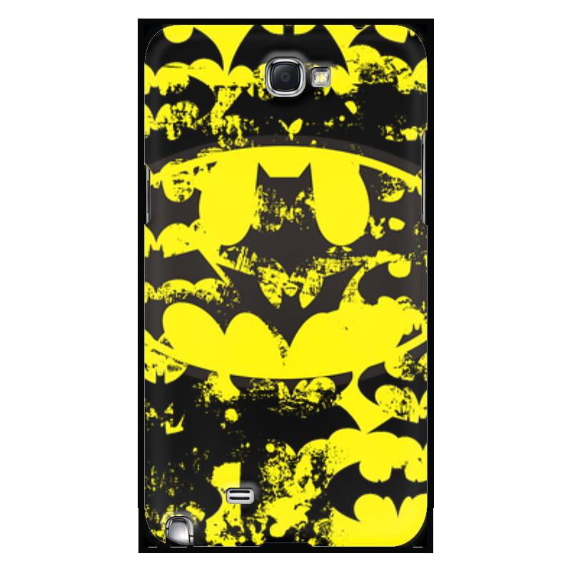 Чехол для Samsung Galaxy Note 2 Printio Batman