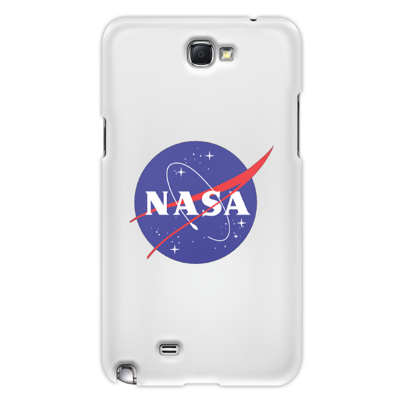 Чехол для Samsung Galaxy Note 2 Printio Nasa | наса аксессуар чехол для apple iphone x pitaka aramid case black yellow twill ki8006x