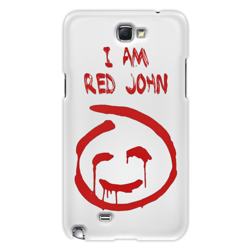 Printio Смайлик red john (the mentalist) ironside john the red symbol