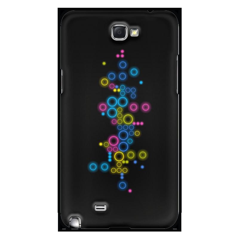 Чехол для Samsung Galaxy Note 2 Printio Психоделика 2 чехол для samsung galaxy note 2 printio композиция в сером