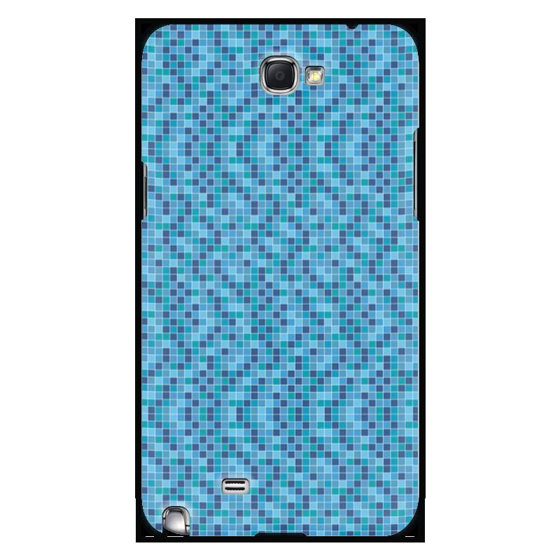 Чехол для Samsung Galaxy Note 2 Printio Мозайка мозайка grid