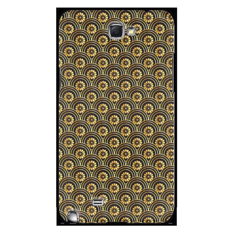 Чехол для Samsung Galaxy Note 2 Printio Узорный чехол для для мобильных телефонов rcd 4 samsung 4 for samsung galaxy note 4 iv