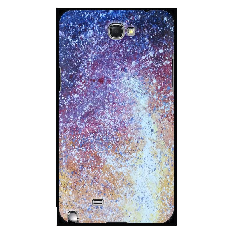 Чехол для Samsung Galaxy Note 2 Printio Пояс ориона чехол для для мобильных телефонов rcd 4 samsung 4 for samsung galaxy note 4 iv