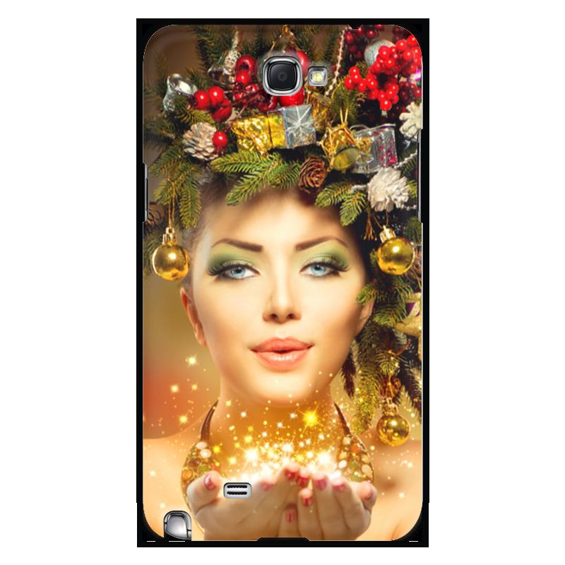 Чехол для Samsung Galaxy Note 2 Printio Девушка чехол для samsung galaxy note printio девушка с жемчужной серёжкой ян вермеер