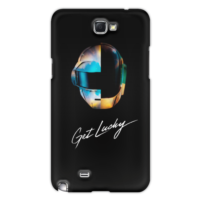 Чехол для Samsung Galaxy Note 2 Printio Daft punk чехол для samsung galaxy note printio daft punk