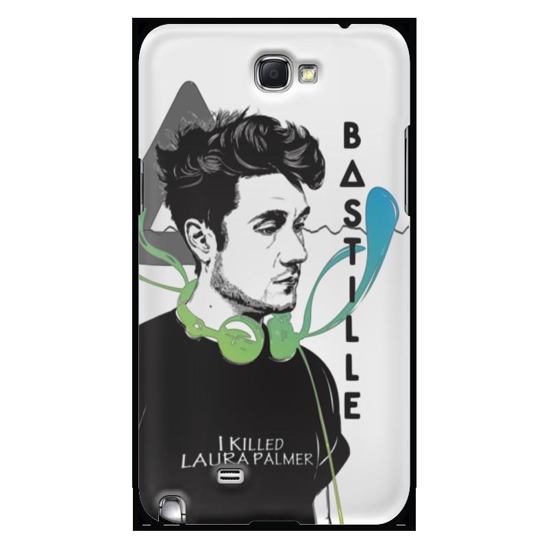 Чехол для Samsung Galaxy Note 2 Printio Bastille