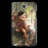 """Чехол для Samsung Galaxy Note 2 """"Весна (Пьер Огюст Кот)"""" - кот, картина"""