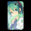 "Чехол для Samsung Galaxy Note 2 ""Miku Hatsune Sush"" - аниме, hatsune, мику, бесконечное лето, miku"