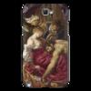 """Чехол для Samsung Galaxy Note 2 """"Самсон и Далила (картина Питера Пауля Рубенса)"""" - картина, библия, рубенс"""