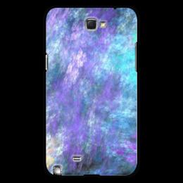 "Чехол для Samsung Galaxy Note 2 ""Абстрактный дизайн"" - графика, абстракция, авангард, фрактал"