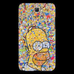 "Чехол для Samsung Galaxy Note 2 ""Симпсоны"" - гомер, симпсоны, гомер симпсон, the simpsons, gomer"