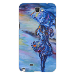 "Чехол для Samsung Galaxy Note 2 ""Навстречу мечте"" - любовь, дождь, dreams, rain"