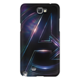 """Чехол для Samsung Galaxy Note 2 """"Мстители"""" - marvel, мстители, avengers, марвел, война бесконечности"""