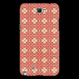 "Чехол для Samsung Galaxy Note 2 ""omrewq4300"" - арт, узор, абстракция, фигуры, текстура"