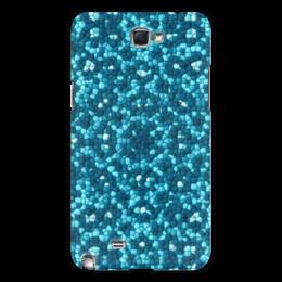 "Чехол для Samsung Galaxy Note 2 ""Fleeting"" - арт, узор, абстракция, фигуры, текстура"