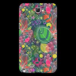 """Чехол для Samsung Galaxy Note 2 """"Дивный лес"""" - арт, нежность, sweetspring"""