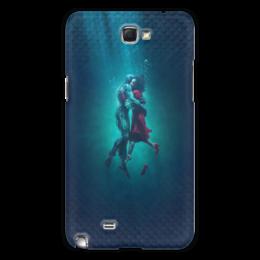 """Чехол для Samsung Galaxy Note 2 """"Форма воды"""" - форма воды, кино, оскар, любовь, фэнтези"""