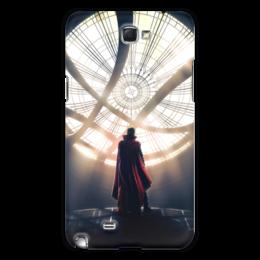 "Чехол для Samsung Galaxy Note 2 ""Доктор Стрэндж"" - marvel, мстители, марвел, доктор стрэндж, doctor strange"