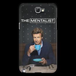 """Чехол для Samsung Galaxy Note 2 """"Патрик Джейн (Менталист)"""" - менталист, патрик джейн, the mentalist, саймон бейкер"""