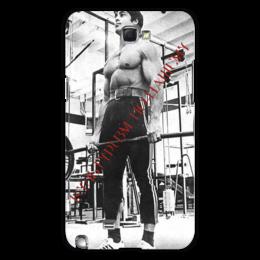 """Чехол для Samsung Galaxy Note 2 """"Культуризм по-нашему"""" - спорт, бодибилдинг, фитнес, культуризм"""