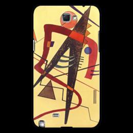 """Чехол для Samsung Galaxy Note 2 """"Тепло (Пауль Клее)"""" - картина, живопись, клее"""
