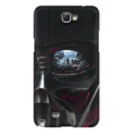 """Чехол для Samsung Galaxy Note 2 """"Звездные войны"""" - кино, фантастика, star wars, звездные войны, дарт вейдер"""
