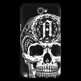 """Чехол для Samsung Galaxy Note 2 """"Architects"""" - музыка, рок, группы, метал, architects"""