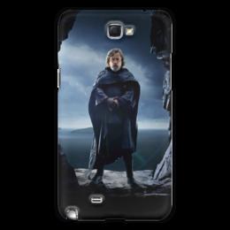 """Чехол для Samsung Galaxy Note 2 """"Звездные войны - Люк Скайуокер"""" - фантастика, звездные войны, дарт вейдер, кино, star wars"""