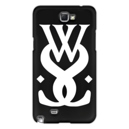 "Чехол для Samsung Galaxy Note 2 ""While She Sleeps"" - музыка, группы, метал, металкор, while she sleeps"