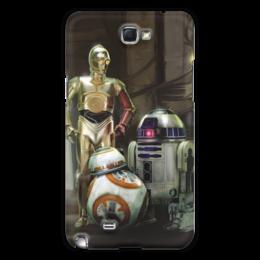 "Чехол для Samsung Galaxy Note 2 ""Star Wars"" - кино, фантастика, star wars, звездные войны, дарт вейдер"