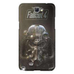 "Чехол для Samsung Galaxy Note 2 ""The ART of Fallout 4"" - fallout, steam, bethesda, видеоигры, fallout 4"