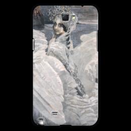 "Чехол для Samsung Galaxy Note 2 ""Царевна-Лебедь (картина Врубеля)"" - картина, сказка, врубель"