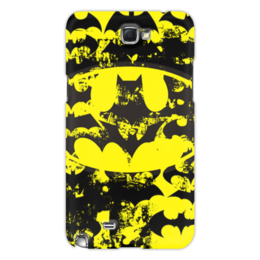 "Чехол для Samsung Galaxy Note 2 ""Batman "" - арт, comics, комиксы, batman, герой, бэтмен, dc, superhero, hero, бетмен"