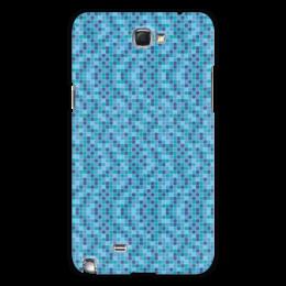 """Чехол для Samsung Galaxy Note 2 """"Мозайка"""" - узор, стиль, рисунок, абстракция, мозайка"""