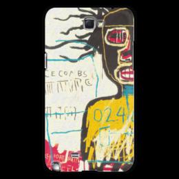"Чехол для Samsung Galaxy Note 2 ""Basquiat"" - граффити, стрит, basquiat, баския, жан-мишель баския"