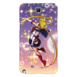 "Чехол для Samsung Galaxy Note 2 ""Sailor Moon"" - sailor moon, sailormoon"
