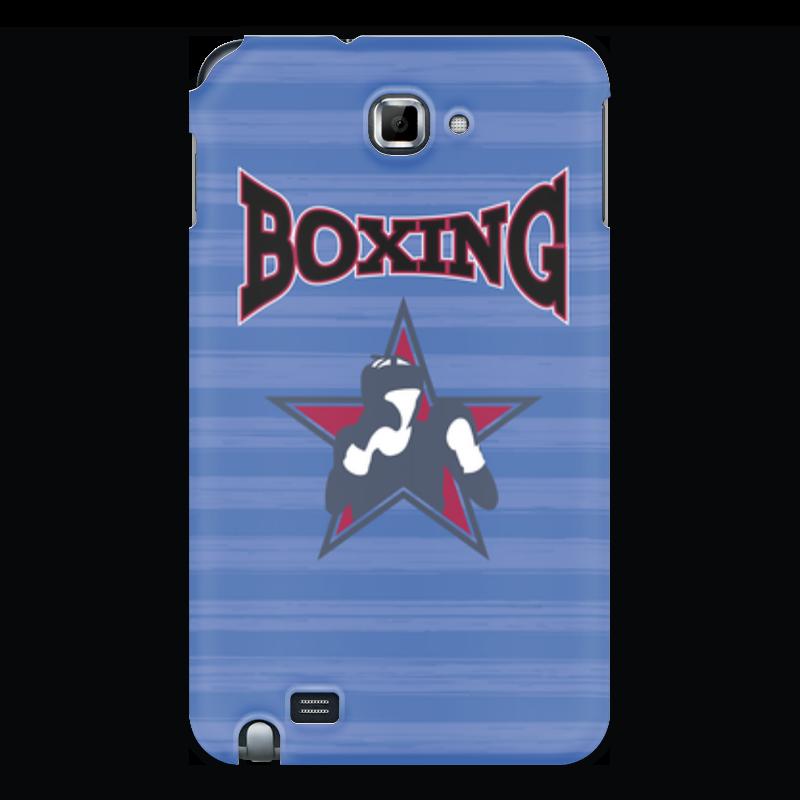 Чехол для Samsung Galaxy Note Printio Боксер б у пежо боксер