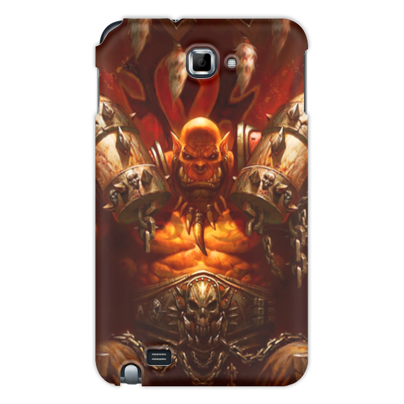 цена на Printio Warcraft collection: ork