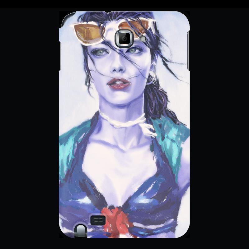 Чехол для Samsung Galaxy Note Printio Overwatch: widowmaker скачать бесплатные игры для samsung