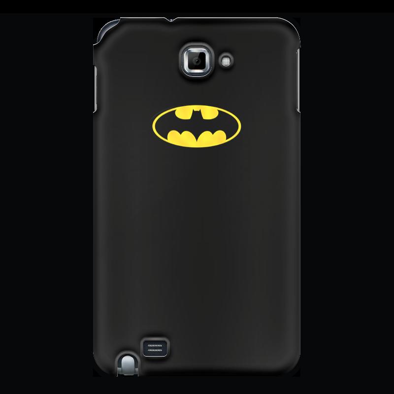 Чехол для Samsung Galaxy Note Printio Бэтмен / batman чехол для ноутбука 14 printio бэтмен
