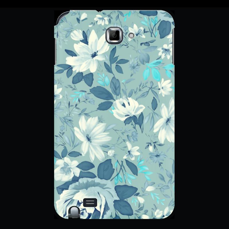 Чехол для Samsung Galaxy Note Printio Цветы. акварель чехол для samsung galaxy note 2 printio цветочный