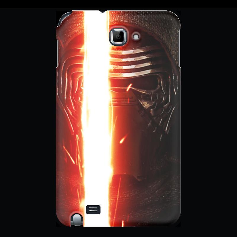 Чехол для Samsung Galaxy Note Printio Звездные войны - кайло рен чехол для для мобильных телефонов rcd 4 samsung 4 for samsung galaxy note 4 iv