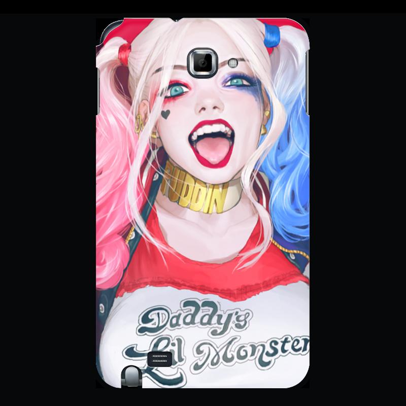 Чехол для Samsung Galaxy Note Printio Отряд самоубийц: харли квинн чехол для iphone 7 глянцевый printio отряд самоубийц