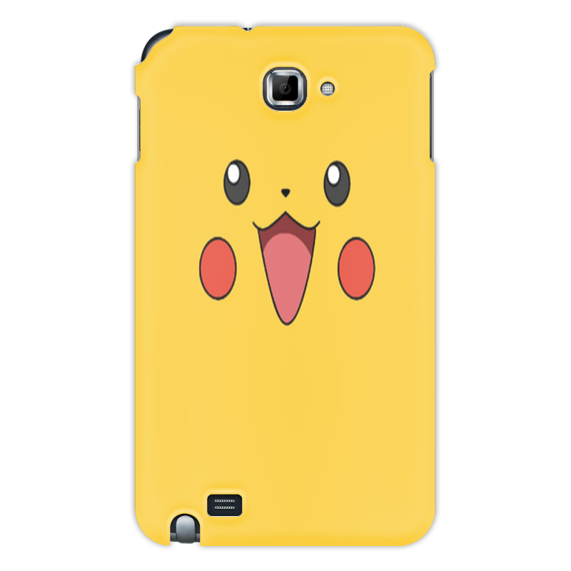 Чехол для Samsung Galaxy Note Printio Pikachu protective flip open pu case w stand for samsung galaxy note 10 1 2014 edition red