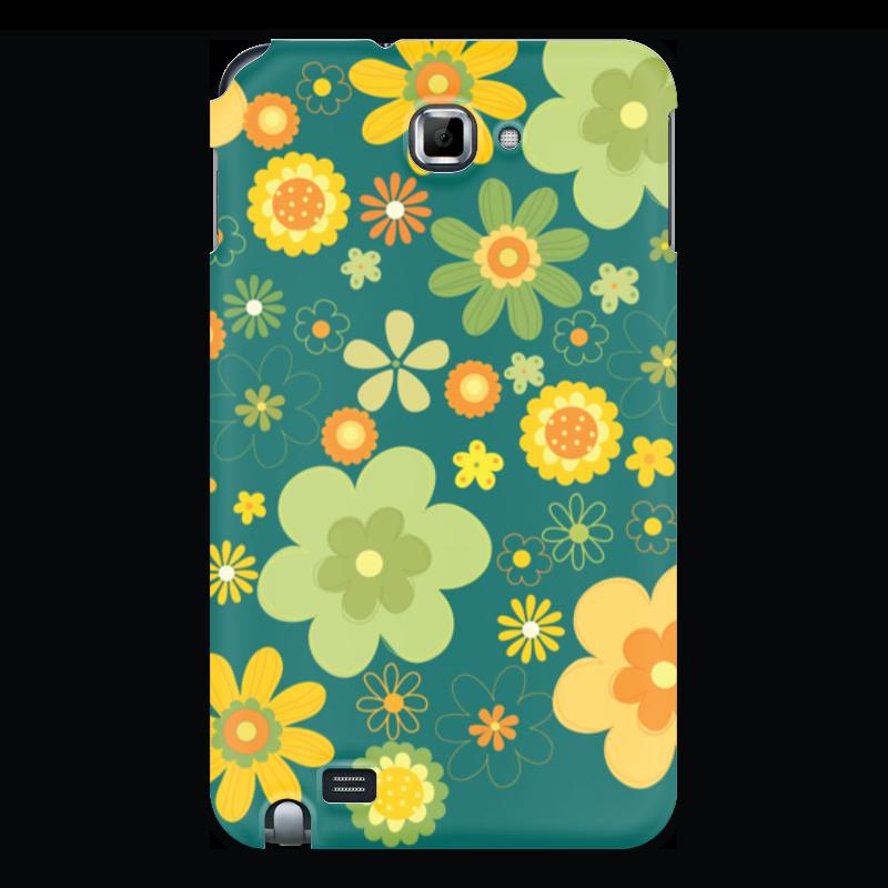 Чехол для Samsung Galaxy Note Printio Хиппи