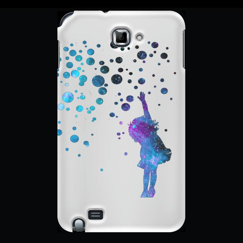 Чехол для Samsung Galaxy Note Printio Дотянуться до звезд чехол для samsung galaxy note 2 printio дотянуться до звезд