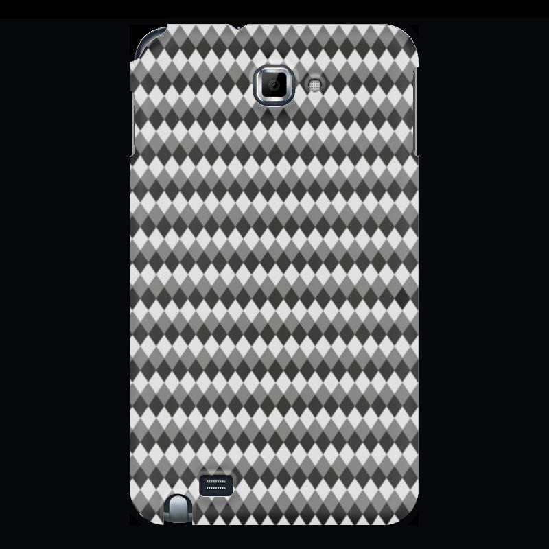 Чехол для Samsung Galaxy Note Printio Три оттенка серого чехол для для мобильных телефонов rcd 4 samsung 4 for samsung galaxy note 4 iv