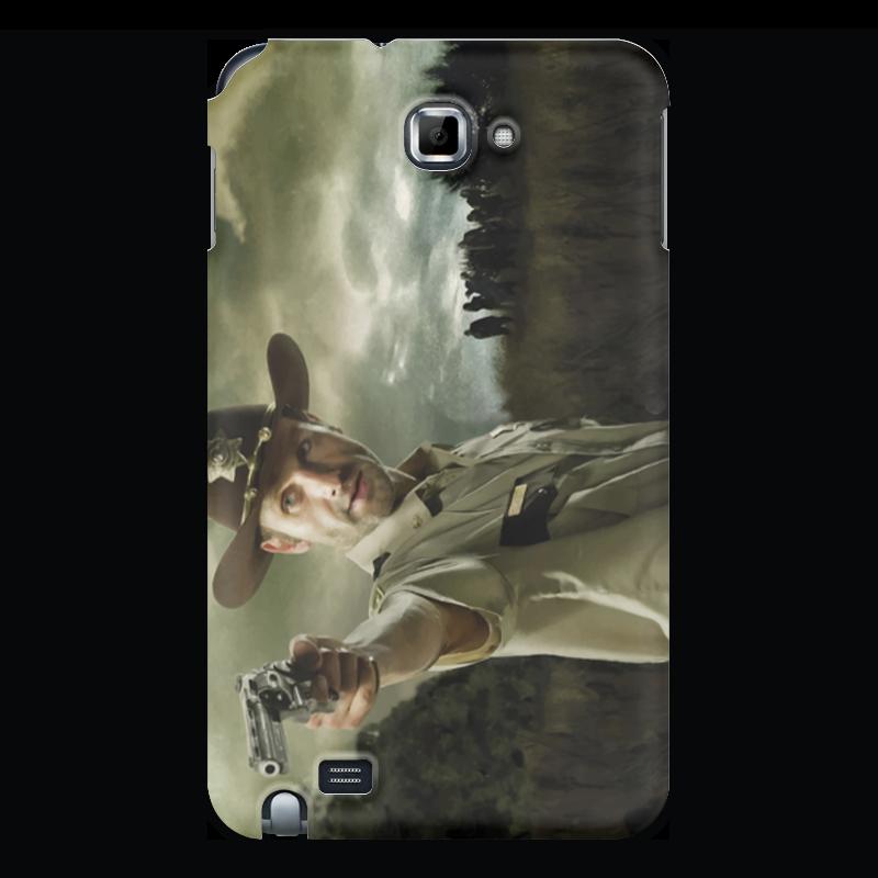 Чехол для Samsung Galaxy Note Printio Ходячие мертвецы
