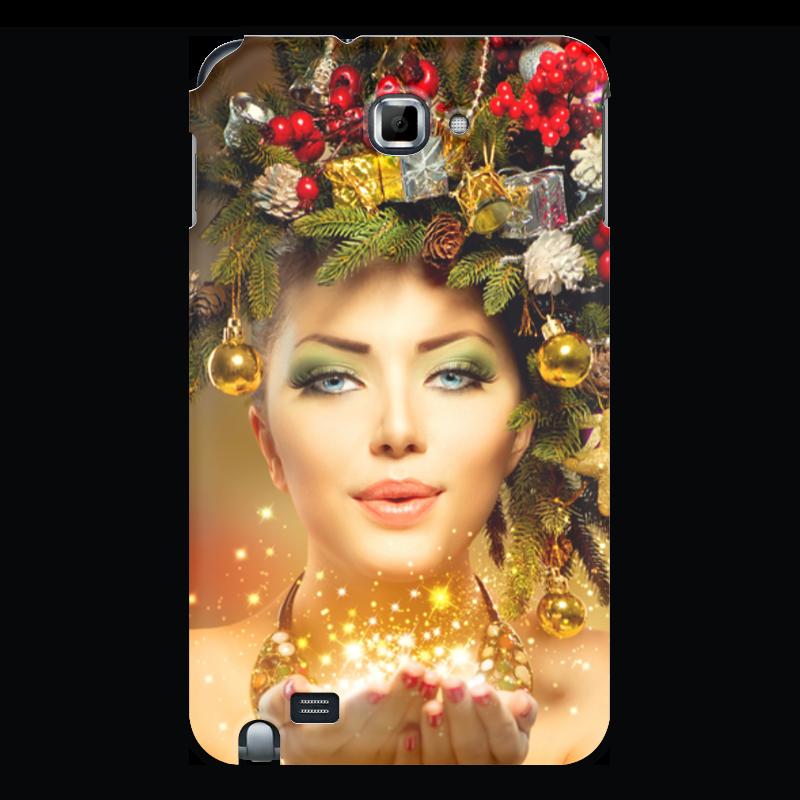 Чехол для Samsung Galaxy Note Printio Девушка чехол для samsung galaxy note printio девушка с жемчужной серёжкой ян вермеер